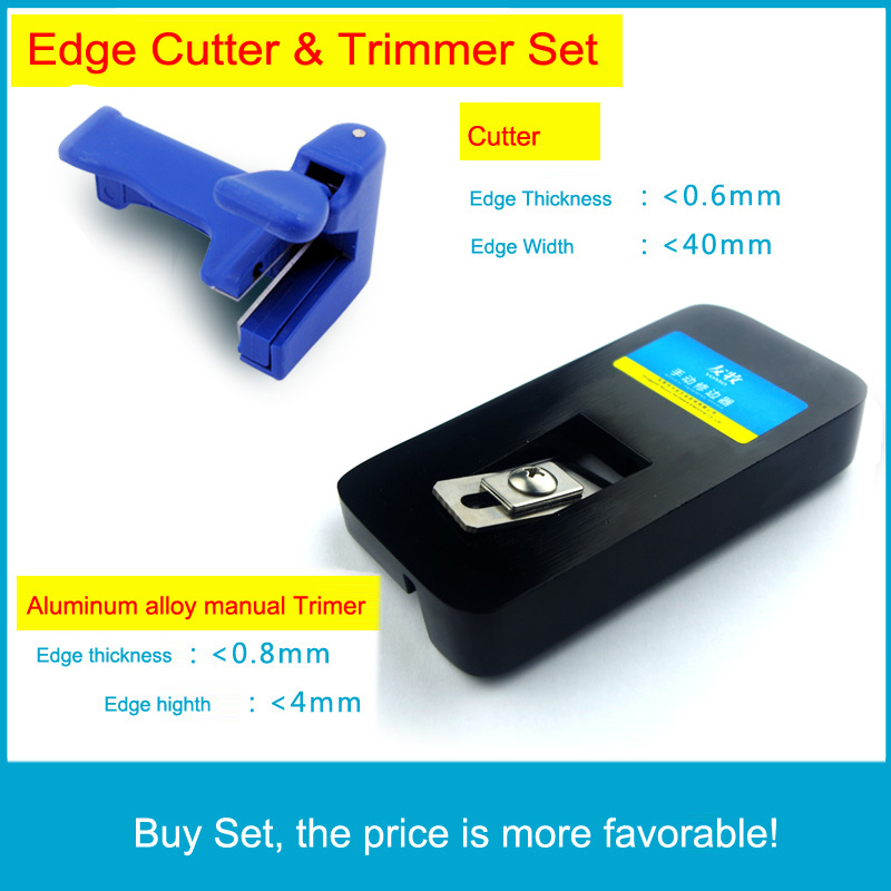 ФОТО  manual edge end cutter and band trimmer