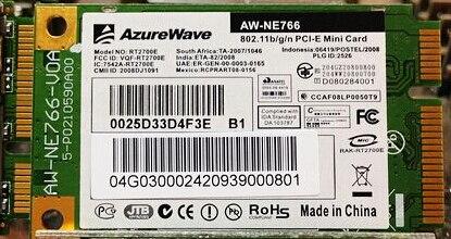 AZUREWAVE AW-NE766 WINDOWS 7 64BIT DRIVER DOWNLOAD