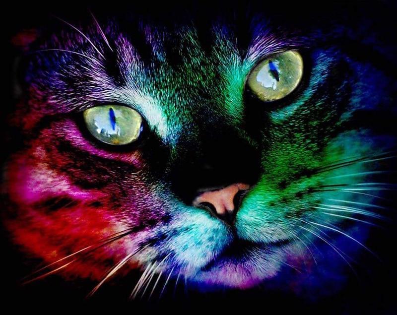 Симпатичні кішки дриль смола стрічка - Мистецтво, ремесла та шиття - фото 2