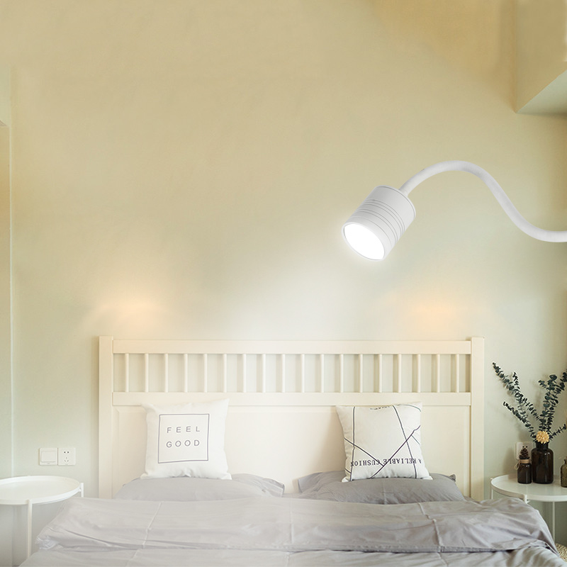 WiFi Smart LED Wall Light Bulb Time Control Flexible Tube Bulb for Amazon Alexa & Google Home JDH99