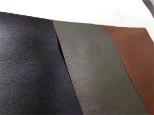 Image 3 - 50*152 cm Leder Muster PVC Adhesive Vinyl Film Aufkleber Auto Dekoration Carbon Faser Film Vinyl Wrap Air Blase wasserdicht PVC