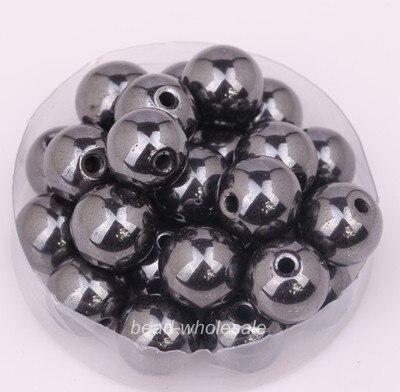 10pcs Résine Coloré Motif Charme Blotter Big Hole beads Fit European Bracelet