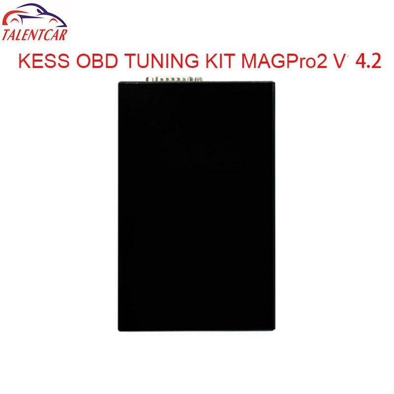 Большая Акция KESS OBD Mag PRO2 V4.2 ЭКЮ чип-тюнинг комплект инструмент KESS Magpro2 ЭКЮ Chiptuning программист с самой низкой цене