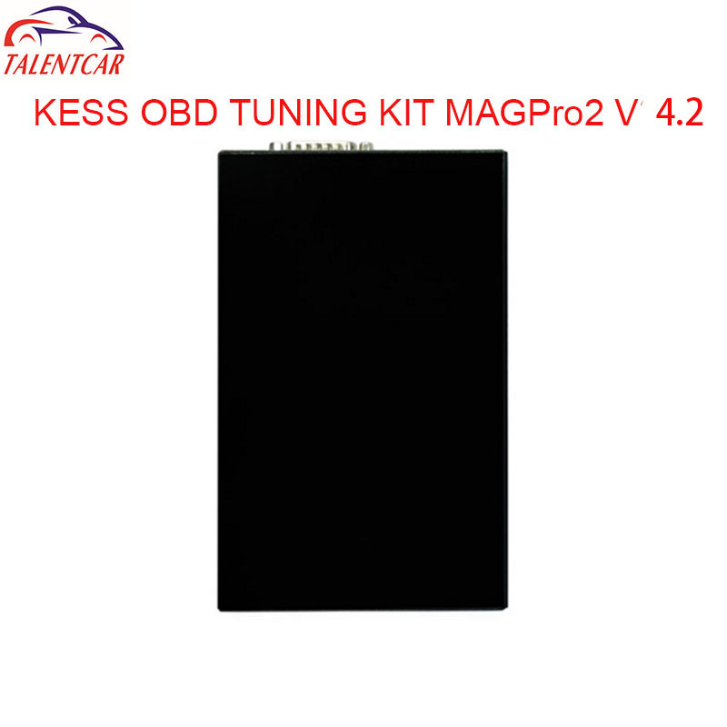 Big Promotion Kess OBD MAG PRO2 V4.2 ECU Chip Tuning Kit Tool Kess Magpro2 ECU Chiptuning Programmer With Lowest price 2017 online ktag v7 020 kess v2 v5 017 v2 23 no token limit k tag 7 020 7020 chip tuning kess 5 017 k tag ecu programming tool