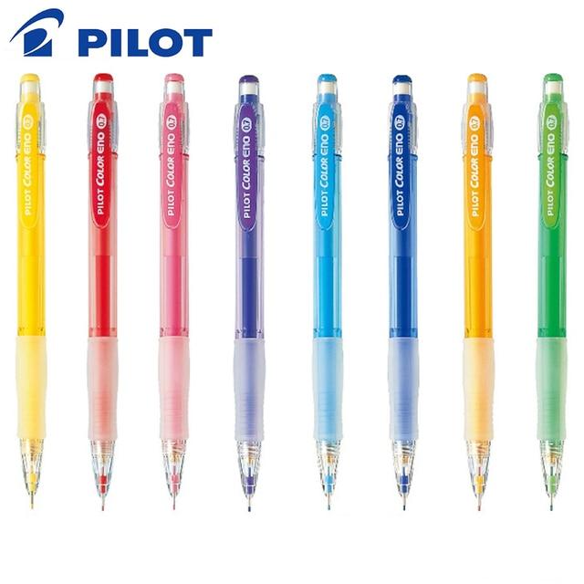8ピース/ロットパイロットHCR 197色イーノシャープペンシルカラーイーノシャープペンシル鉛0.7ミリメートル