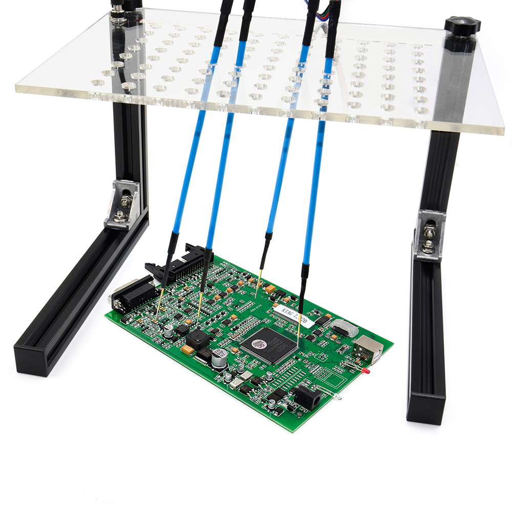 Friendly Led Bdm Frame 4 Probes Mesh Full Kit For Kess Ktag Fgtech Bdm100 Ecu Programmer For Sale Car Repair Tools