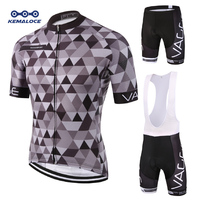 Kemaloce 2019 Mountain Team Cycling Wear Set Maillot Ropa Ciclismo Men Bicycle Wear Road Cyclist Bicycle Clothing Uniform Kits