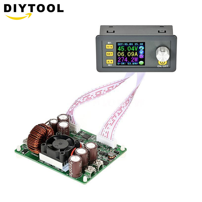 RD DPS5020 Constant Voltage current DC DC Step down communication Power Supply buck Voltage converter LCD