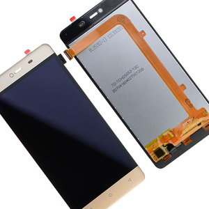 Image 2 - BKparts  High Quality For Allview P8 Energy Mini Full LCD Display Touch Screen Glass Digitizer Complete Assembly Replacement