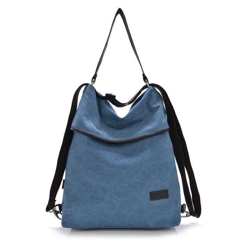 새로운 2018 배낭 빈티지 캔버스 여성 가방 숄더 백 여성 배낭 Preppy 스타일 학교 가방 여행 배낭 Mochila Feminina