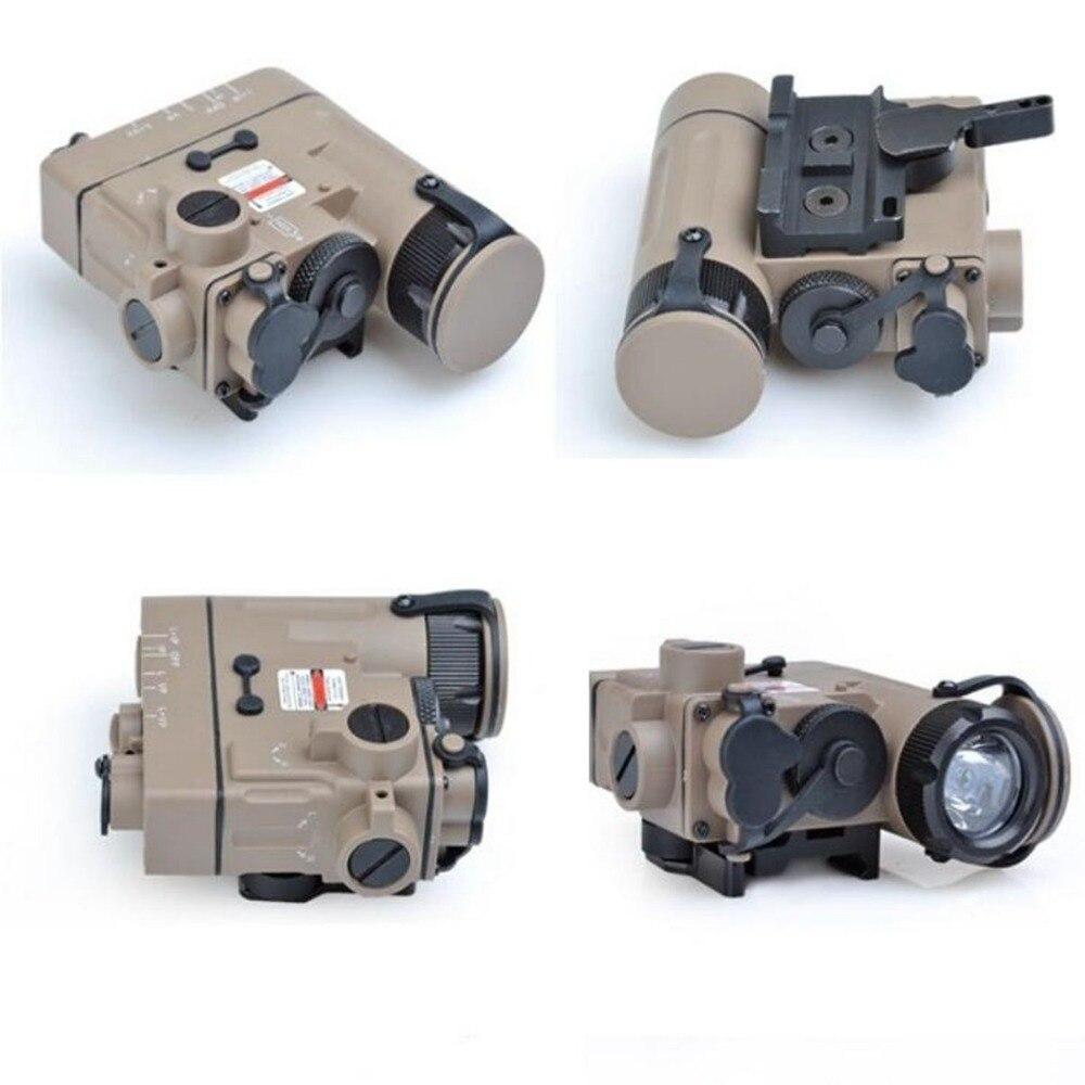 Jachtelement Tactical Flashlight DBAL-D2 IR-laser en Led-zaklamp - Jacht - Foto 5