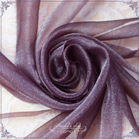 DIY Tulle Fabric Wedding Decoration DIY Gauze Fabric 1 Meter Tulle Fabric