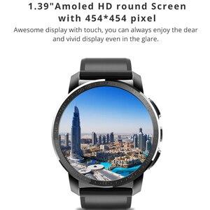 Image 4 - Makibes M3 4 グラム MT6739 + NRF52840 デュアルチップ防水スマート腕時計の電話アンドロイド 7.1 8MP カメラ gps 800 mah 解答コール sim tf カード