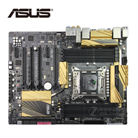 100% New!!! LGA 2011 DDR3 For ASUS X79 DELUXE New Original Motherboard 64G Mainboard SATA III Systemboard For Intel X79 DELUXE