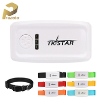 TKSTAR Pet GPS Tracker TK909 Waterproof Realtime Tracking Dog Finder Cat Tracking Device Locator Geofence Lifetime Free Software