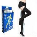 Findcoolthree высокие компрессионные чулки с закрытым носком 23-32 мм рт. Ст. Медицинский поддерживающий шланг для женщин и мужчин градуированное сж...