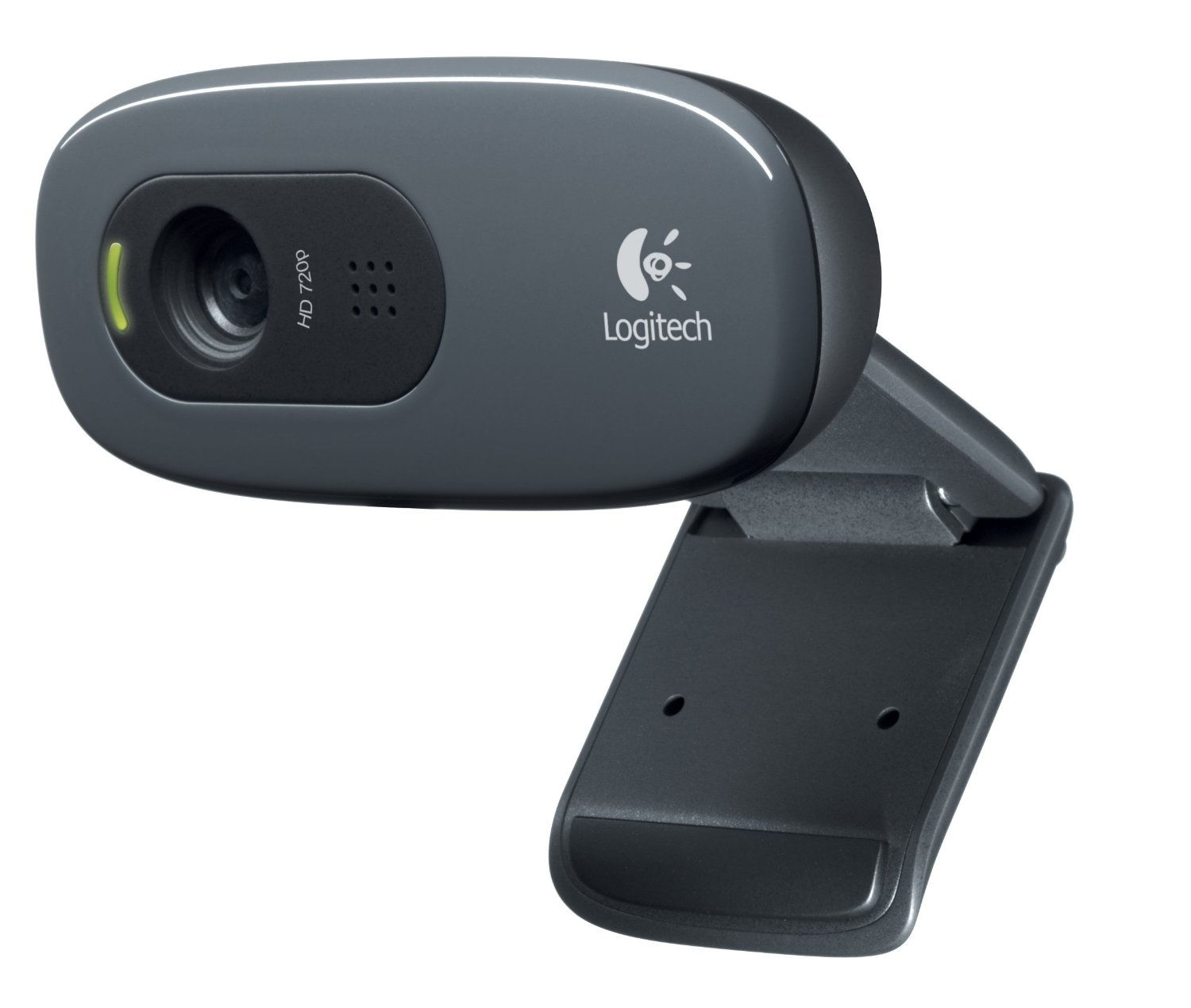 Logitech C270 720p 3-MP Widescreen HD Webcam with Video Calling and Recording logitech c270 720p 3 мп широкоформатный hd веб камера с видеотелефония и записи