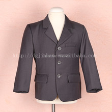 New Regular Boys Tuxedo Hot Selling !! Three Piece Classic 100% Polyester Light Boys Suits for Weddings Blazer for Child