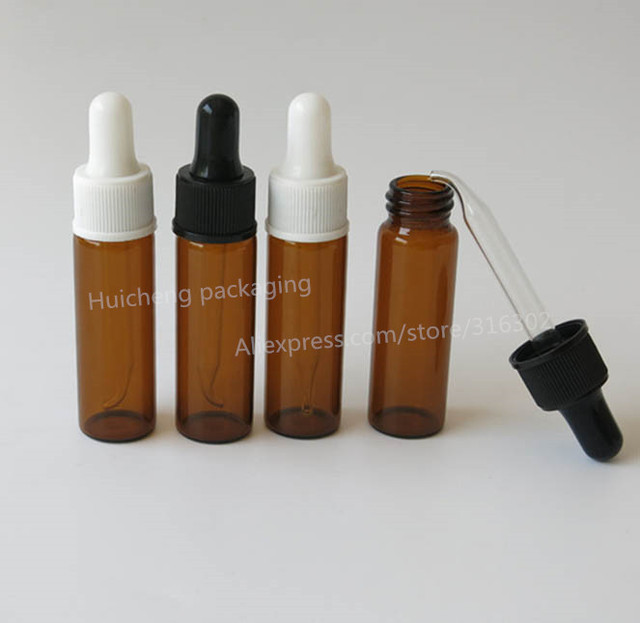 6261ff38fee9 US $30.25 8% OFF|50 x 15ML Amber Glass Dropper Bottles glass eye dropper  pipette for essential oils aromatherapy lab chemicals-in Refillable Bottles  ...
