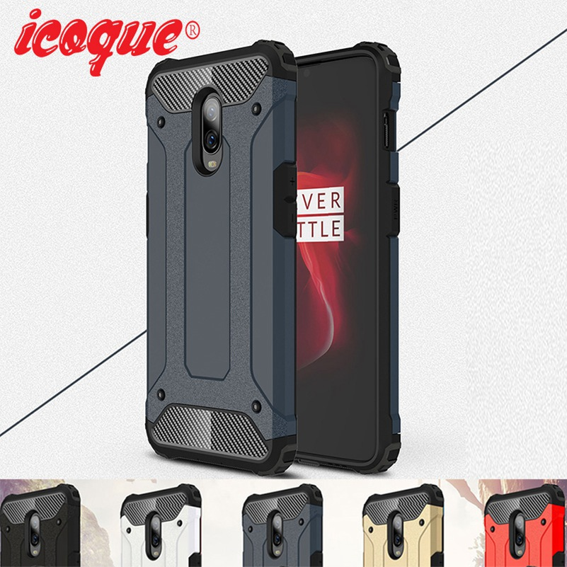Armor Case for <font><b>Oneplus</b></font> 7t 7 Pro 6t 6 5t Silicone <font><b>Original</b></font> <font><b>Cover</b></font> One Plus Oneplus7 7pro Phone Case for <font><b>Oneplus</b></font> 7 7t Pro 6t 6 5t 5 image