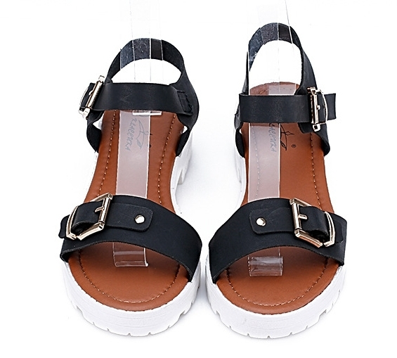 62a3a6a191 High Quality Womens Designer Sandals For Women Plus Size Sandals Female  Shoes Woman Genuine Leather Summer Shoes Beach Shoe