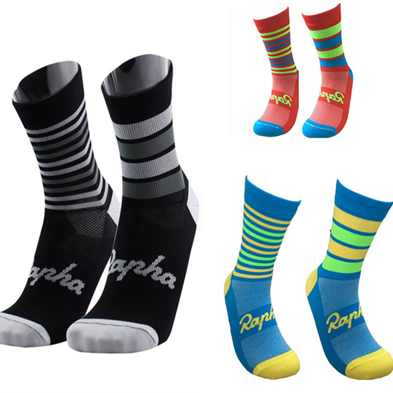 Compressprint Men Or Women New Cycling Socks Men Outdoor Mount Sports Wearproof Bike Footwear For Road Bike Socks Running Socks