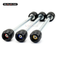 Front Axle Fork Wheel Protector Sliders For Bajaj Pulsar 200NS 200RS 200AS 200 NS/RS/AS 2012 2016 2014 2015 Falling Protection