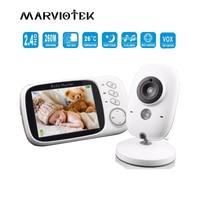 3.2 inch VB603 Baby Sleeping Monitor Baby Camera Monitor With Camera Wireless Video Baby Monitor Radio Nanny 2 Way Audio Talk