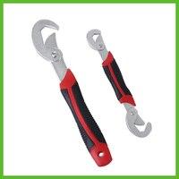 SAT0373 Tragbare Einstellbare Schnelle Schraubenschlüssel Griff Schlüssel Multifunktionale Universal-schraubenschlüssel Set Werkzeug Schnell Kran Haken Typ Werkzeuge
