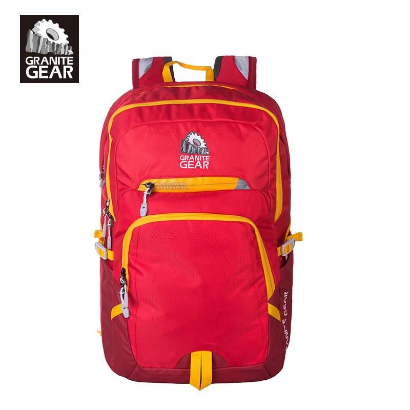 Granite Gear Famous Brand Women Backpack 30L Light Rucksack SchoolBag For Teenage Girls Back pack for college students