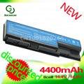 Golooloo 4400 mah 8 bateria do portátil celular para acer aspire 5910g 5920g 5220 5235 5310 5710 5315 5520G 5530G 5715 5720Z 5730Z 5739G