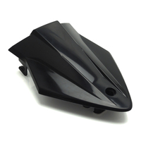 For BMW S1000RR Unpainted Rear Seat Cover Fairing Motorcycle ABS Plastic Passenger Saddles For BMW S