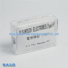 จัดส่งฟรีใหม่ElectrodesสำหรับILSINTECH EI 14 Keyman s1 Fusion Splicer Electrodes