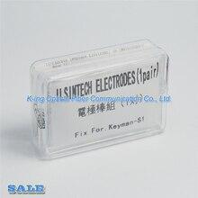 Free shipping NEW Electrodes for ILSINTECH EI 14 Keyman s1 Fusion Splicer Electrodes