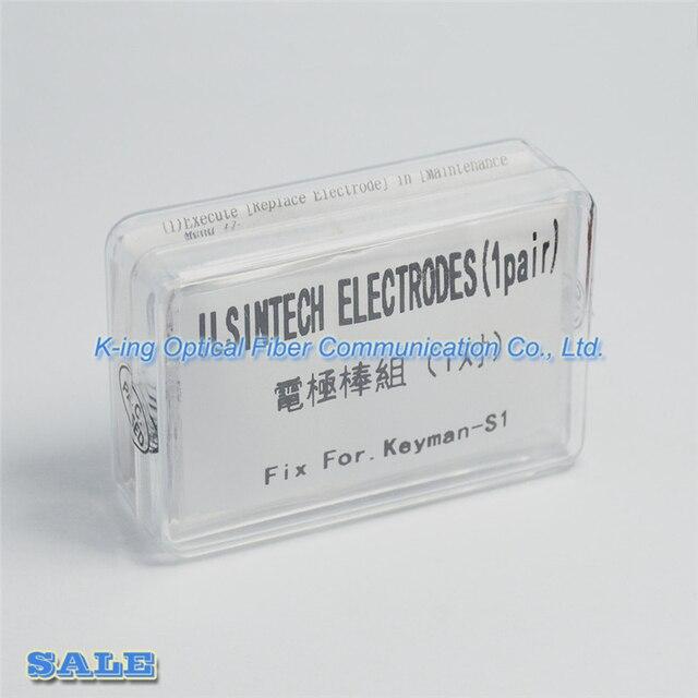 Livraison gratuite nouvelles électrodes pour ILSINTECH EI 14 Keyman s1