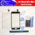 Meizu m3s mini tela de toque digitador garantia 100% original vidro painel Digitador Da Tela de Toque Para M3S Mini + ferramentas + adesivo