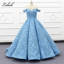 Eslieb Ball Gown Wedding dresses Wedding dress 2019 Gowns