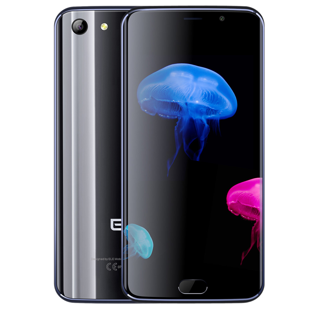 Elephone S7 5.5 inch 4G Mobile Phone Android 6.0 Helio X25 Deca Core 2.0GHz 4GB RAM 64GB ...