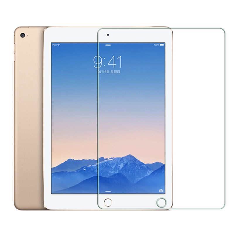 Tempered Glass For Apple iPad 9.7 2017 2018 5th 6th Generation A1954 Screen Protector Film For iPad air air 2 Pro 9.7  2016