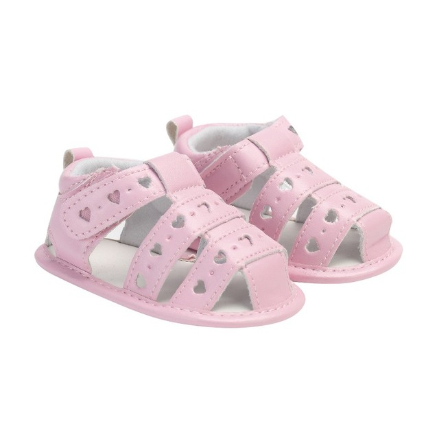 2019 Baby Girl Sandals Summer Toddler Girl Shoes PU Leather Baby Sandals  Newborn Baby Shoes Beach Sandals