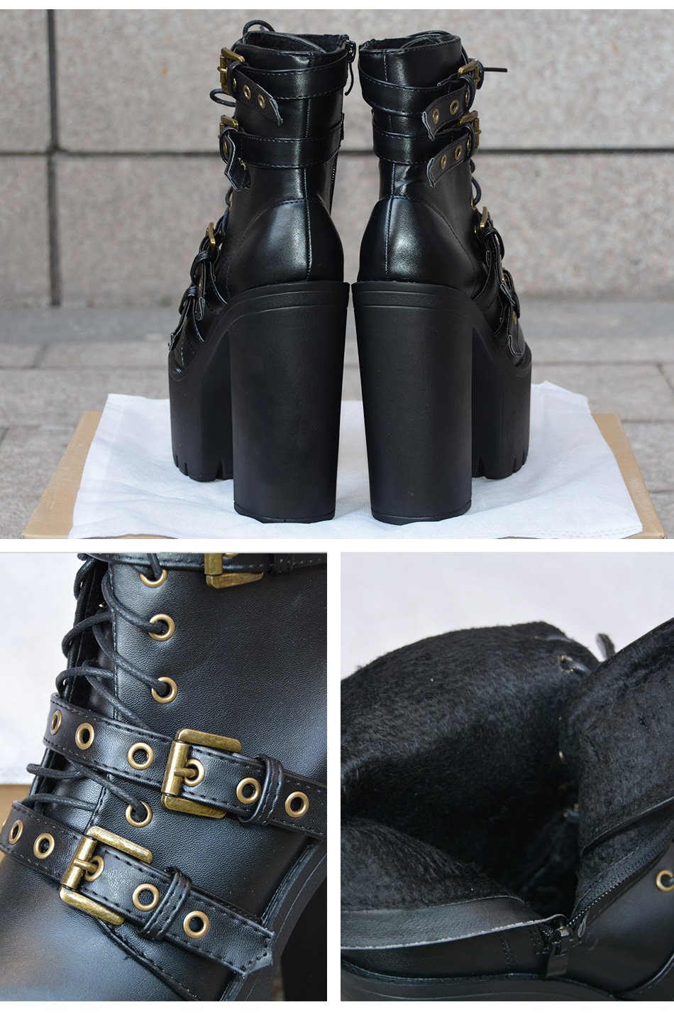 shoes woman boots