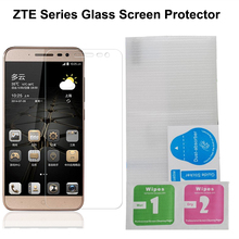 9H Tempered Glass For ZTE Blade A910 AF3 GF3 Screen Protector Scartch Proof Film For ZTE Geek 2 V5 Pro N939ST Front Clear Film