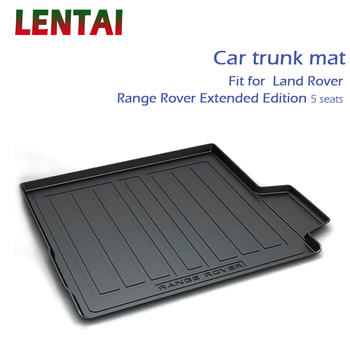 for land rover discovery 3 lr3 2005 2009 rear trunk cargo cover security shield screen shade high qualit car accessories EALEN 1PC Car rear trunk Cargo mat For Land Rover Range Rover Executive Extended Edition 5 Seats 2013 2014 2015 2016 2017