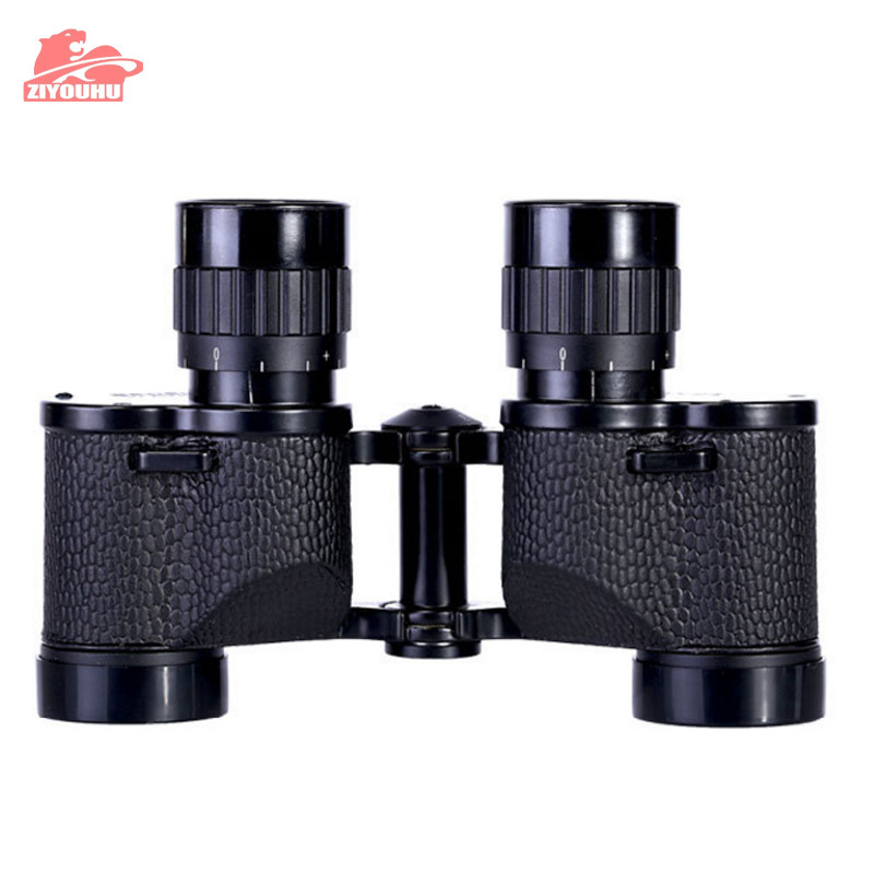 ZIYOUHU 6X24 Original Germany Military Binoculars Telescope Hd High Quality waterproof binocular with Leather Bag Free shippingZIYOUHU 6X24 Original Germany Military Binoculars Telescope Hd High Quality waterproof binocular with Leather Bag Free shipping