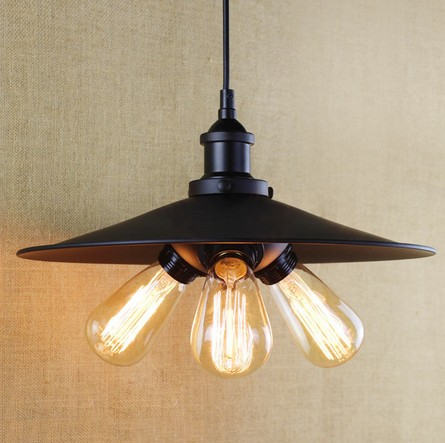 American Loft Style Iron Art Retro Droplight Industrial Vintage Pendant Light Fixtures For Living Dining Room Hanging Lamp american loft style iron art retro droplight edison industrial vintage pendant light fixtures for dining room bar hanging lamp