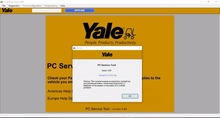 Yale PC Service Tool v 4.89 [with license user and pass for more PC](China (Mainland))