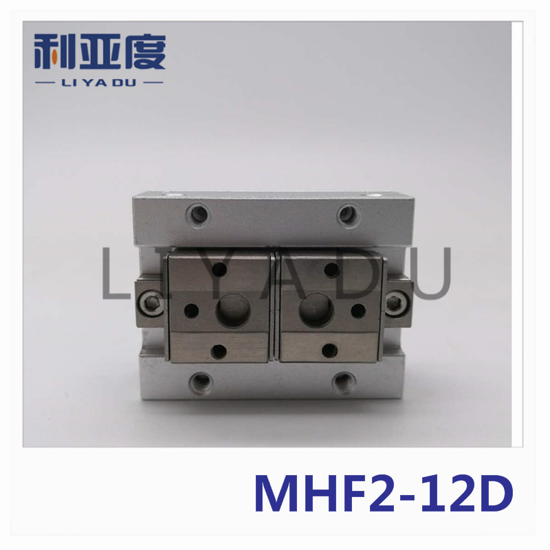 MHF2-12D Thin gas claw Double function Bore size 12mm SMC type with Short  strokeMHF2-12D Thin gas claw Double function Bore size 12mm SMC type with Short  stroke