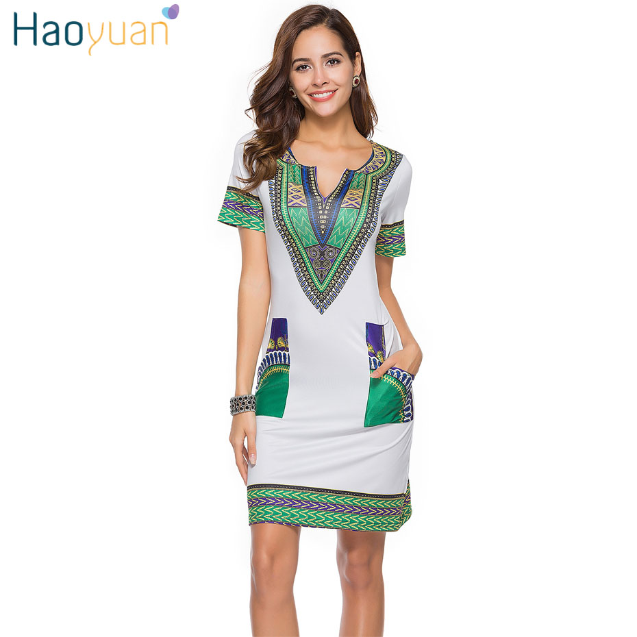 HAOYUAN S-3XL Frauen Sommer Bodycon Kleid 2018 Robe Sexy Casual ...