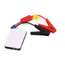 White Color 12V 20000mAh Mini Portable Multifunctional Car Jump Starter Power Booster Battery Charger Emergency Start Charger