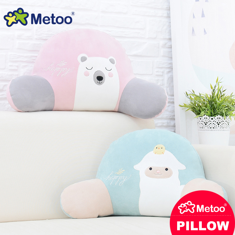 Popular China Patterns Part - 41: Bear Sheep Deer Cactus For Children Lumbar Protect Pillow Home Office Sofa  Seat Cushion Animal Pattern